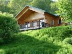 Twin Puffins: 2 BDRM Secluded Cabin w/Great Views