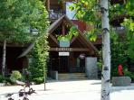 Marketplace Lodge entrance