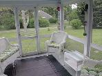 Screen-In Porch