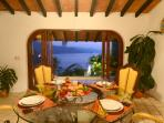 Dining Room, ocean view