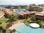 Syriana... 3BR vacation rental Penthouse, * Porto Cupecoy, St Maarten