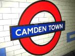 Camden Town Underground Station