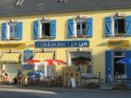 'Couleurs Pays' Coffee village shop with free internet conexion