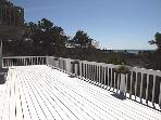 Deck off of Main Level with Expansive Views