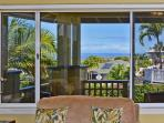 Ocean and Tropical Views - From Living Room and Front Porch