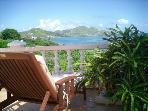 Beach front villa at Paradise Point, St. Croix