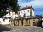 Monastery Rainha Santa Isabel