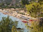 Sandy Beach Psili Ammos