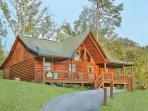 'Buckhead' Pet Friendly Pigeon Forge Cabin Rental!