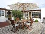Dining Area in the Patio
