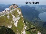 Reach the summit of Schafburg by cog railway!