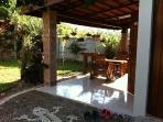 Bungalow 2 terrasse
