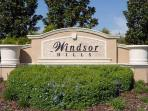 World renowned gated resort Windsor Hills