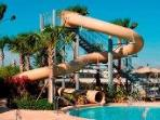 Club house pool slide (free)