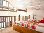downstairs children's bedroom loft area