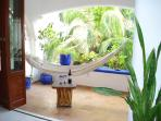 Best Hammock Ever. Comment On Trip Advisor From One Of Our Guests.