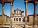 Colonne di San Lorenzo/Basilica di San Lorenzo