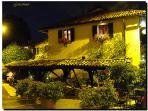 Navigli - Vicolo dei Lavandai by night