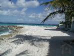 Lighthouse Beach, our private community beach for diving, snorkeling or just relaxing on the sand