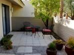 Outdoor Breakfast Patio Courtyard