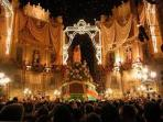 Feast of Saint Rosalia in Palermo
