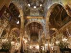 Cappella Palatina of Royal Palace in Palermo