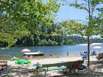 Twain Harte Lake - Private membership which we have