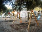 Palazzo della Stufa - Apartments in Lucca - free playground