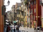 Rue Rossetti/Centrale
