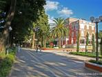 Walking area Uvala