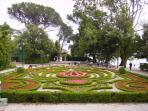 Opatija, park of villa Angiolina