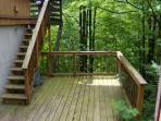 Summer lower deck