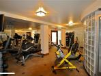 Exercise Room at Complex
