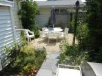 29 Jacobsen Lane - Normandy Shores NJ - Grill Area & Outdoor Shower