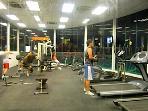 Keep fit & healthy, free usage Gym