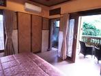 Bedroom 2, Sawo Apartment 1, Murni's Houses , Ubud, Bali