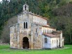 Convento, Valdedios Patrimonio de la Humanidad
