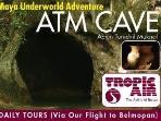 Belize ATM Cave Tour, book a tour w Bella Sombra Guest House