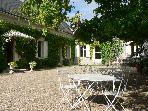 LE CLOS DE LA CHESNERAIE Romantic B&B Loire Valley