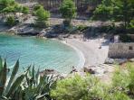 Grandovac beach