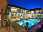 6 Bedroom Sea-View Villa with Tennis Court