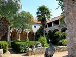 Benedictine Monastery on Lokrum island