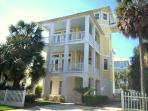 Athena: 6 Bdrm, Private Pool, Private Beach 1Block