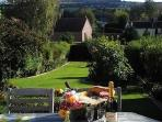 Zen in Picardie - See France in another way - view from our front terrace