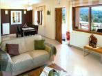 Helidonia Villas - STEFANOS: living area