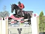 Kyalami Equestrian Park close by