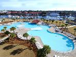 Largest Pool In N. Myrtle Beach