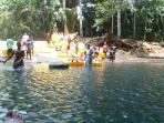 Cave Tubing, book a tour w Bella Sombra Guest  House