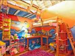 Kids paradise room