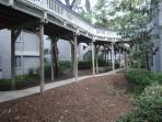 Treetops 2nd Floor Walkway